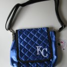 Kansas City Royals Littlearth Quilted Cross-Body Purse Bag
