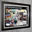 Florida Panthers Floating Photo and Ticket Collage Frame