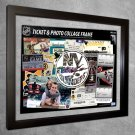New York Islanders Floating Photo and Ticket Collage Frame