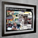 Ottawa Senators Floating Photo and Ticket Collage Frame