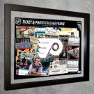 Philadelphia Flyers Floating Photo and Ticket Collage Frame