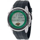 Minnesota Wild GameTime NHL Schedule Watch w/ Anthem and Alarm