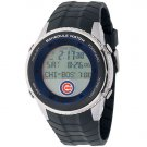 Chicago Cubs GameTime MLB Schedule Watch w/ Song and Alarm
