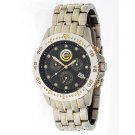 Chicago Cubs GameTime Legend Diamond and Steel Watch GIFT