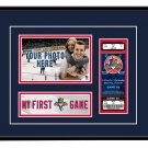 Florida Panthers My First Game Hockey Ticket Photo Frame
