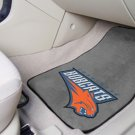 Charlotte Bobcats Carpet Car Mats Set