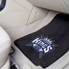 Sacramento Kings Carpet Car Mats Set