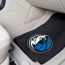 Dallas Mavericks Carpet Car Mats Set