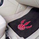 Toronto Raptors Carpet Car Mats Set