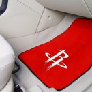 Houston Rockets Carpet Car Mats Set