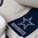 Dallas Cowboys Carpet Car Mats Set