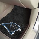Carolina Panthers Carpet Car Mats Set