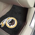 Washington Redskins Carpet Car Mats Set