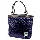 Miami Dolphins Littlearth Quilted Tote Bag Purse