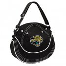 Jacksonville Jaguars Littlearth CAPtivate Small Hobo Bag Purse