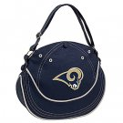 St. Louis Rams Littlearth CAPtivate Small Hobo Bag Purse