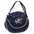 Columbus Blue Jackets Littlearth CAPtivate Small Hobo Bag Purse