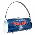 Atlanta Hawks Littlearth Fender License Plate Purse Bag Gift