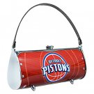 Detroit Pistons Littlearth Fender License Plate Purse Bag Gift