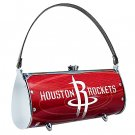Houston Rockets Littlearth Fender License Plate Purse Bag Gift