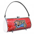Philadelphia 76ers Littlearth Fender License Plate Purse Bag Gift