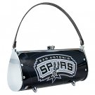 San Antonio Spurs Littlearth Fender License Plate Purse Bag Gift