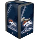 Denver Broncos Portable Party Fridge Refrigerator or Warmer