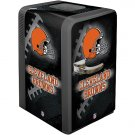 Cleveland Browns Portable Party Fridge Refrigerator or Warmer