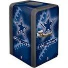 Dallas Cowboys Portable Party Fridge Refrigerator or Warmer