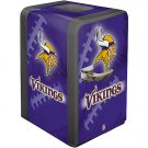 Minnesota Vikings Portable Party Fridge Refrigerator or Warmer