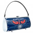 Atlanta Hawks Littlearth Fender Flair Purse Bag Swarovski Crystals