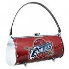 Cleveland Cavaliers Littlearth Fender Flair Purse Bag Swarovski Crystals
