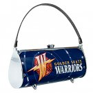 Golden State Warriors Littlearth Fender Flair Purse Bag Swarovski Crystals