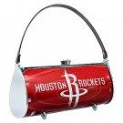 Houston Rockets Littlearth Fender Flair Purse Bag Swarovski Crystals