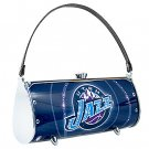 Utah Jazz  Littlearth Fender Flair Purse Bag Swarovski Crystals
