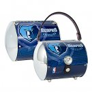 Memphis Grizzlies Littlearth Super Cyclone License Plate Purse Bag