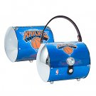 New York Knicks Littlearth Super Cyclone License Plate Purse Bag