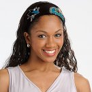 San Jose Sharks FanBand Hockey Jersey Headband