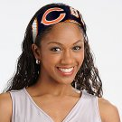 Chicago Bears FanBand Football Jersey Headband