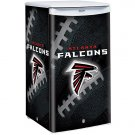 Atlanta Falcons Counter Top Fridge Compact Refrigerator
