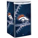 Denver Broncos Counter Top Fridge Compact Refrigerator