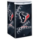 Houston Texans Counter Top Fridge Compact Refrigerator