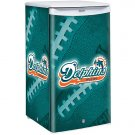 Miami Dolphins Counter Top Fridge Compact Refrigerator