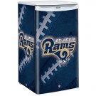 St. Louis Rams Counter Top Fridge Compact Refrigerator