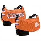 Clemson University Tigers Littlearth Jersey Purse Bag