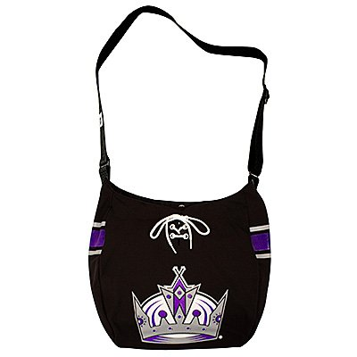 Los Angeles Kings Littlearth Hat Trick Jersey Tote Bag Purse Gift