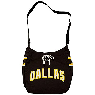 Dallas Stars Littlearth Hat Trick Jersey Tote Bag Purse Gift