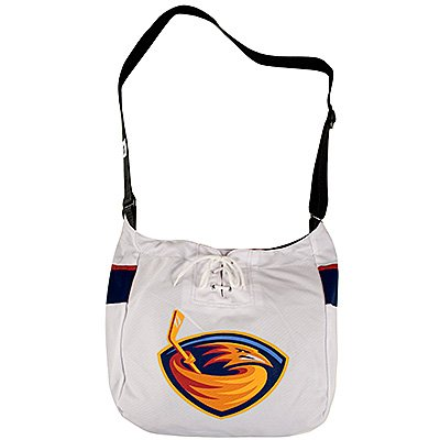 Atlanta Thrashers Littlearth Hat Trick Hockey Jersey Tote Bag Purse Gift