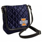 University of Illinois Fightning Illini Littlearth Quilted Cross-Body Purse Bag