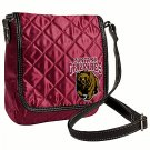University of Montana Grizzlies Littlearth Quilted Cross-Body Purse Bag